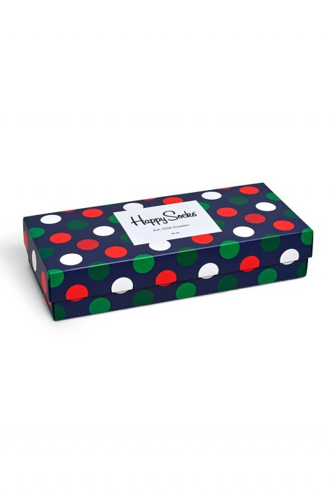 Happy Socks - Ponožky Holiday Big Dot Gift Box (4-pak)